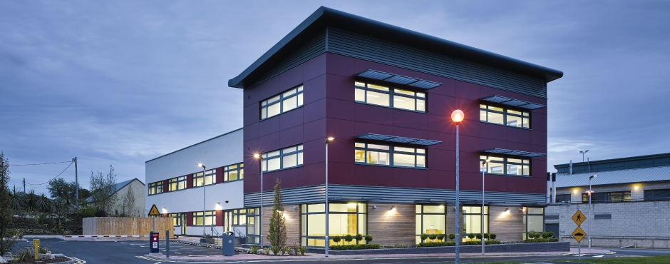 North West Regional Science Park CoLab Extension, Letterkenny