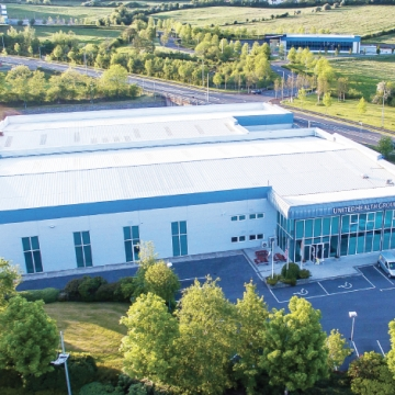United Health Group Building 1, Phase 1&2, Letterkenny